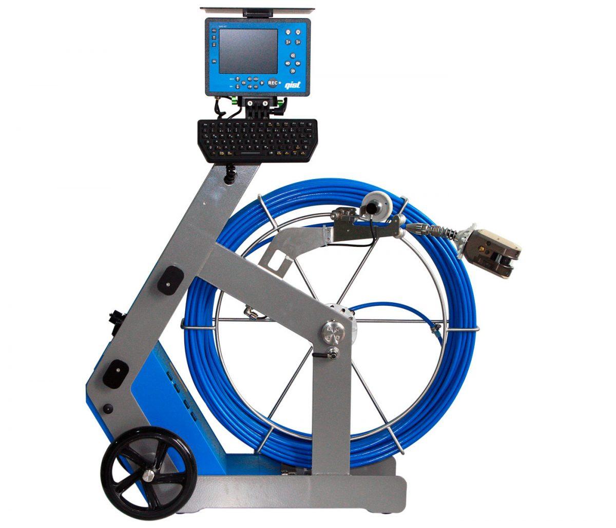 cámara inspección tuberías personalizable QSS01-3