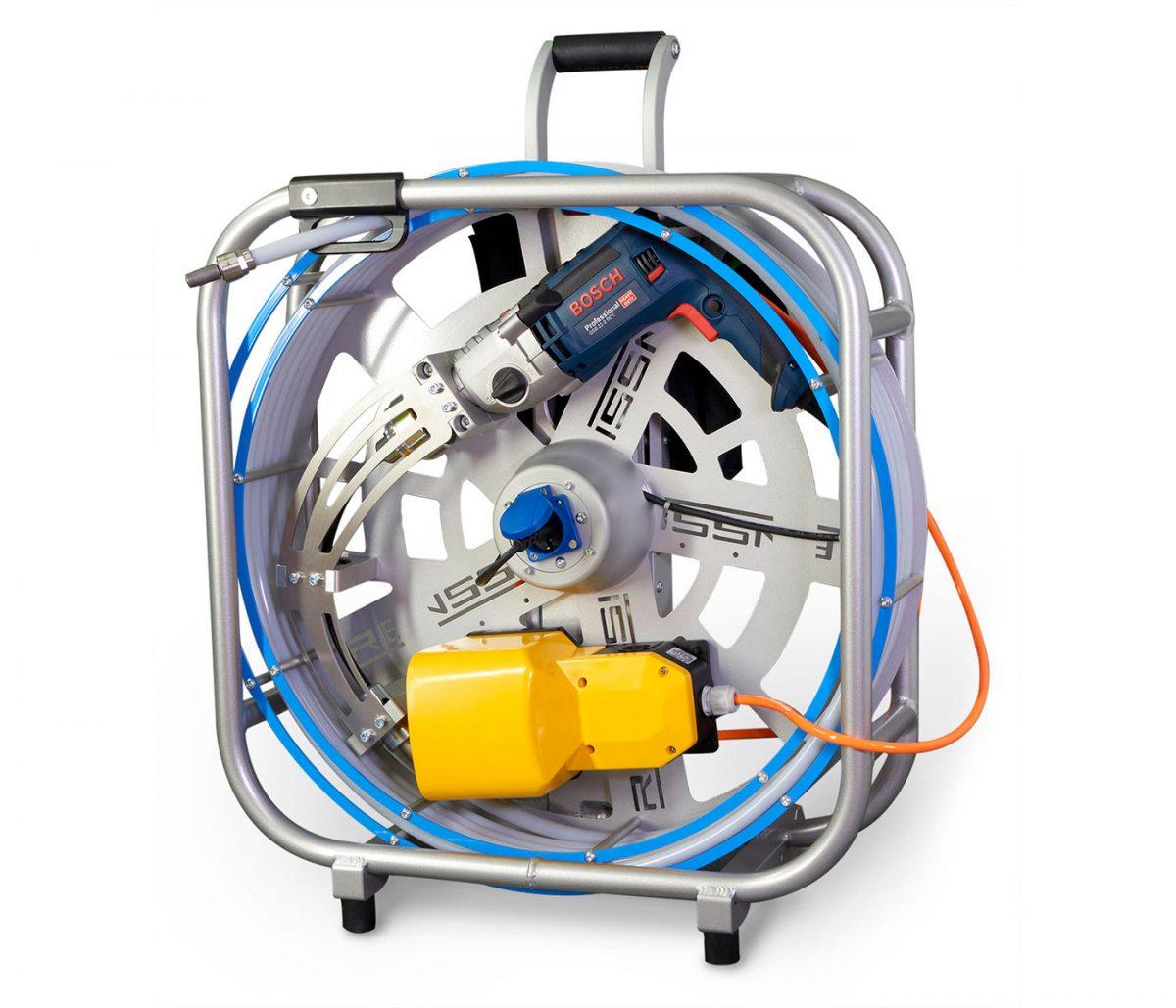 Máquinas para desatasco y limpieza